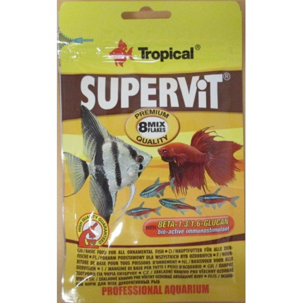 Tropical supervit mini - granulát 10g