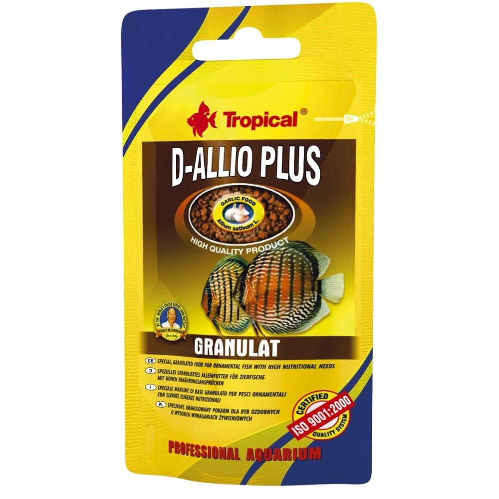 Tropical D-Allio Plus - granulát 22g