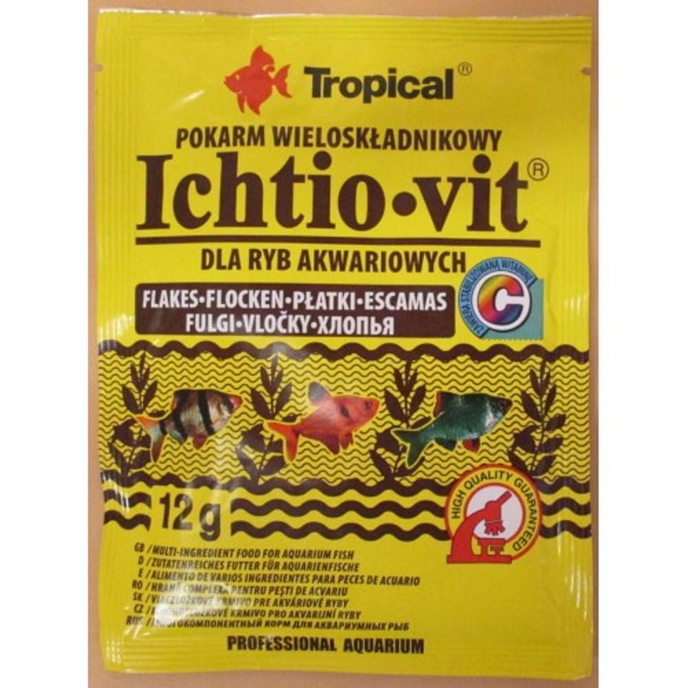 Tropical Ichtio-Vit - vločky 12g