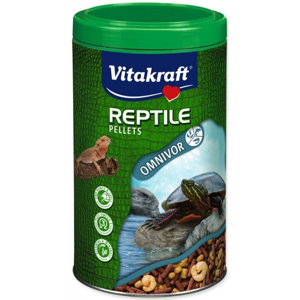 Vita reptile pellets - Omnivor  250ml