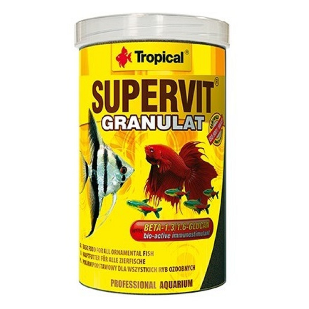 Tropical Supervit granulát 100ml