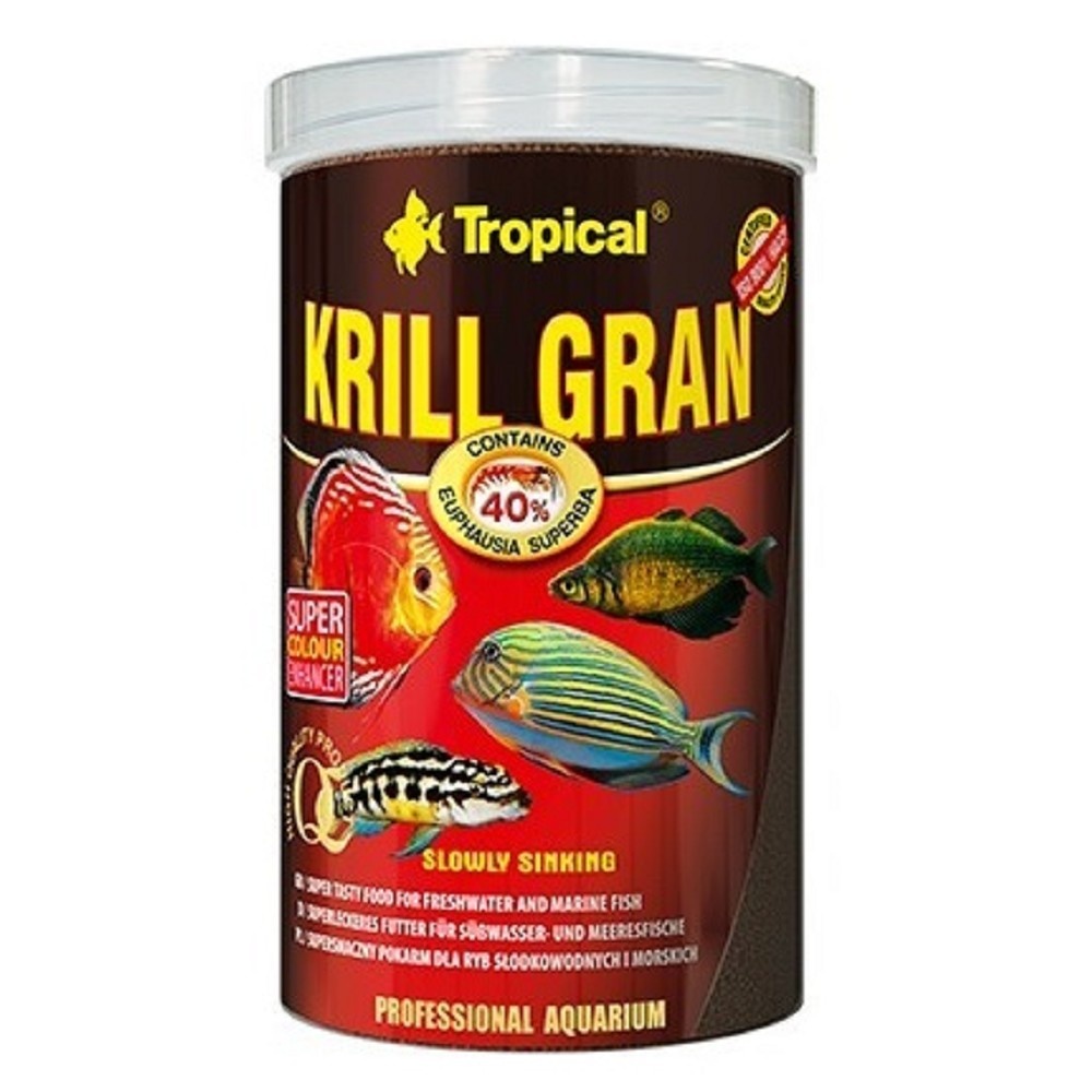 Tropical Krill Gran 250ml