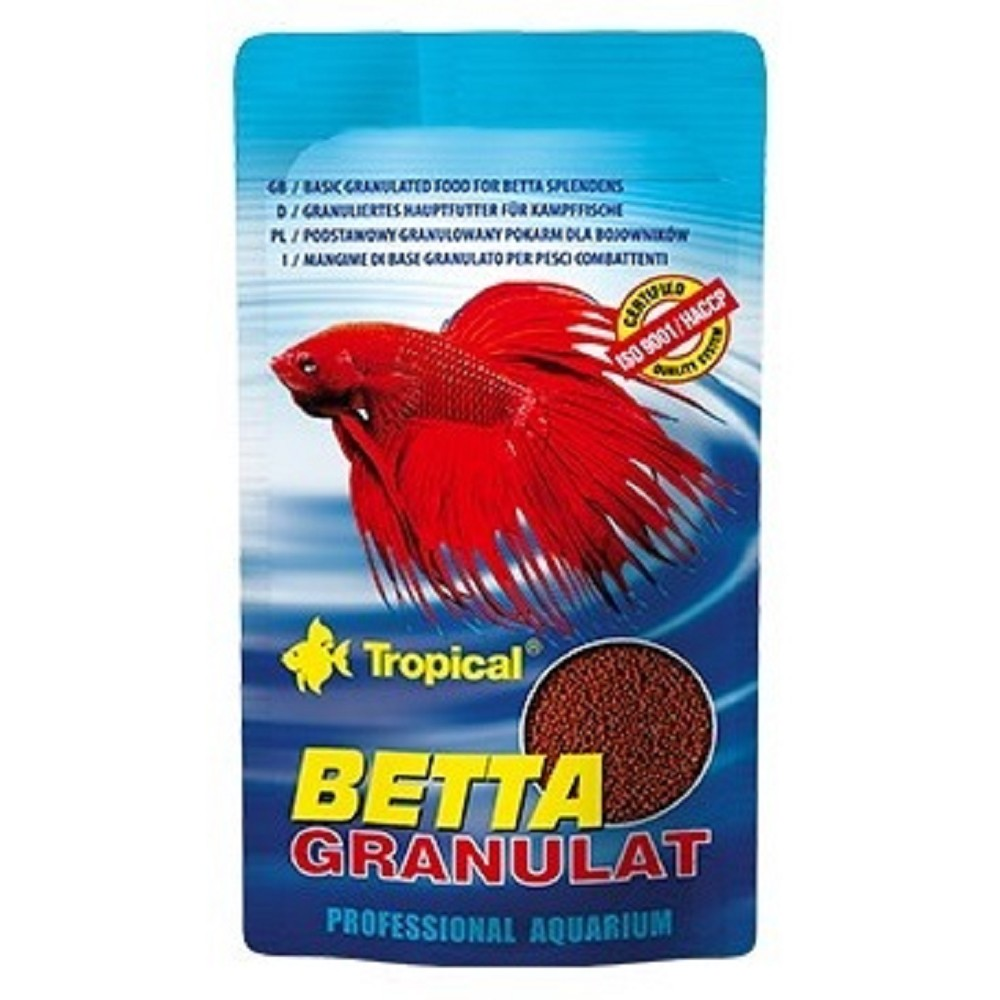 Tropical Betta granulát 10g