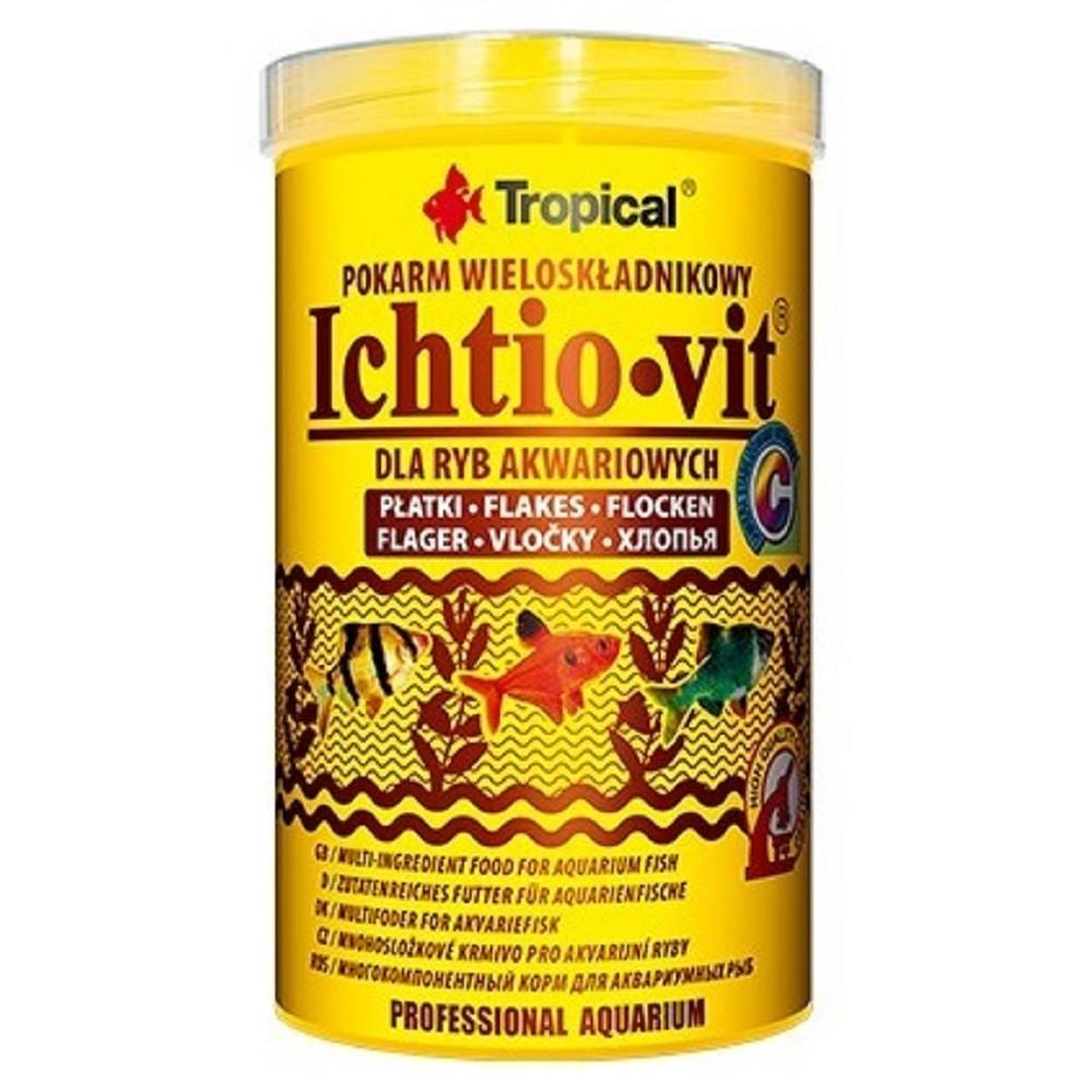 Tropical Ichtio-Vit - vločky 100ml