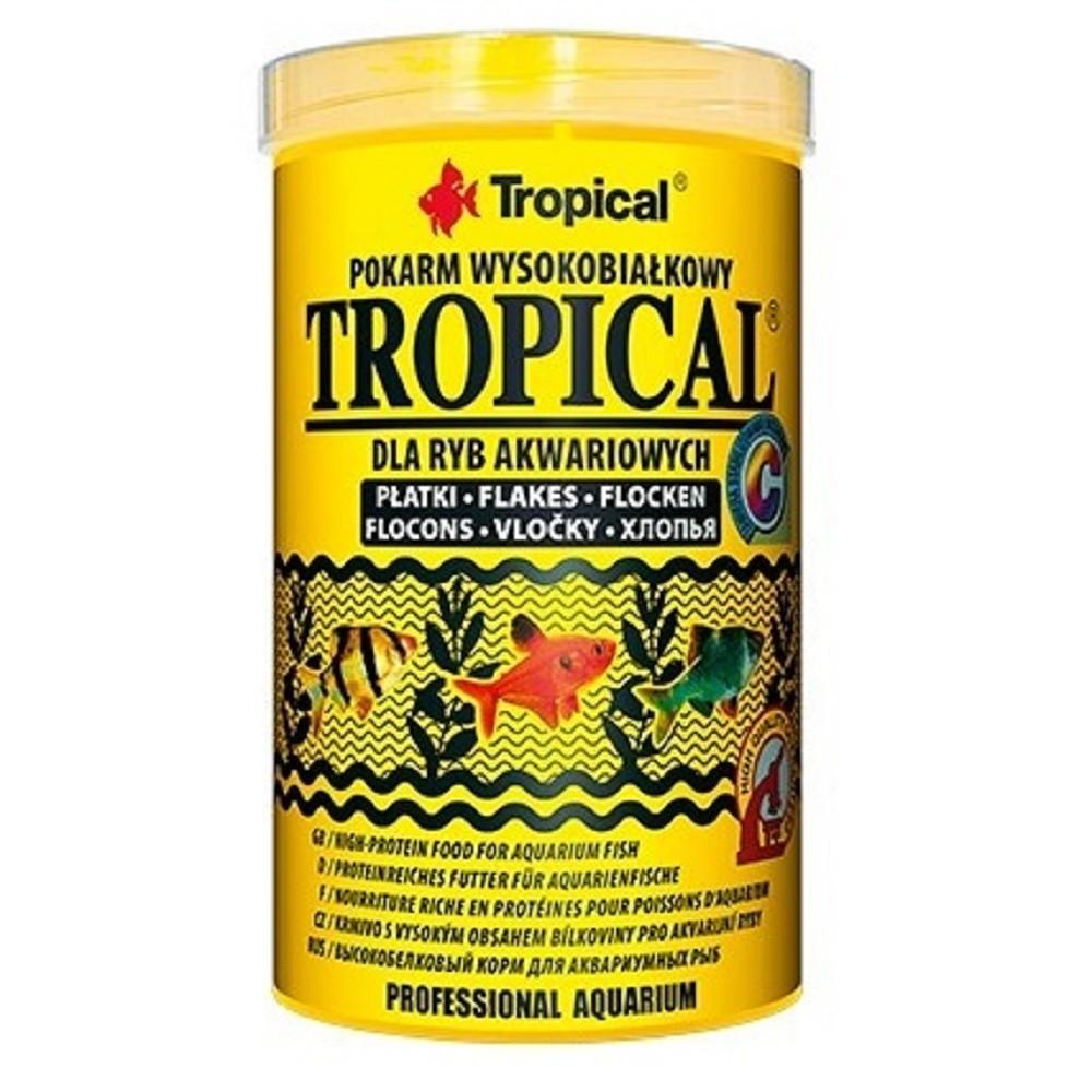 Tropical vločky  100ml