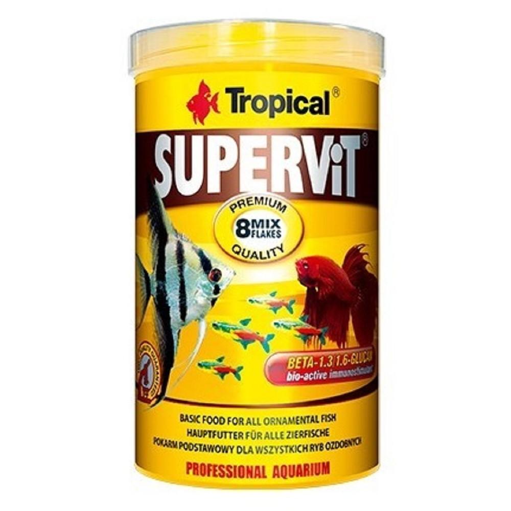 Tropical Supervit -  vločky 100ml