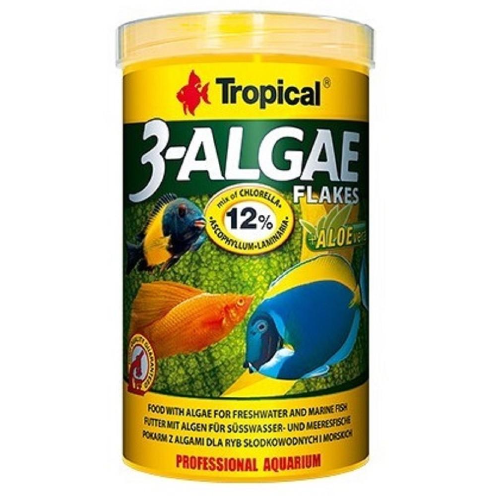 Tropical 3-Algae - vločky 100ml