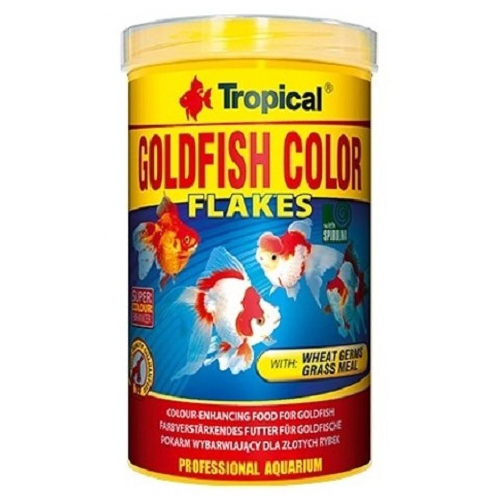 Tropical Goldfish Color - vločky 100ml
