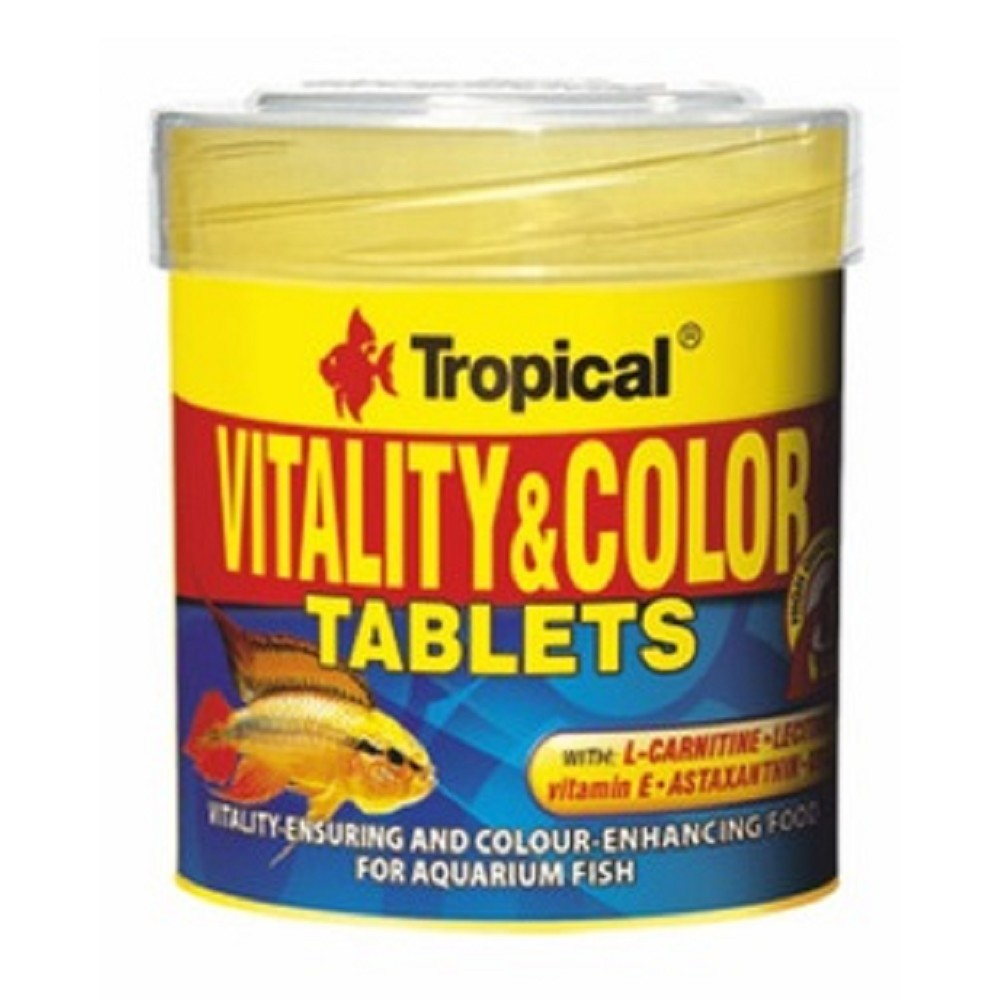 Tropical vitality-color - tablety 50ml