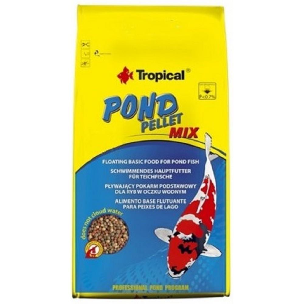 Tropical Pond Pellet Mix 5l