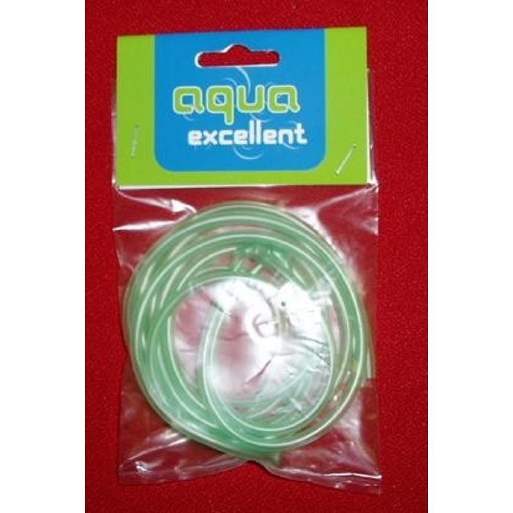 Vzudchovací hadička zelená - 2m/2mm