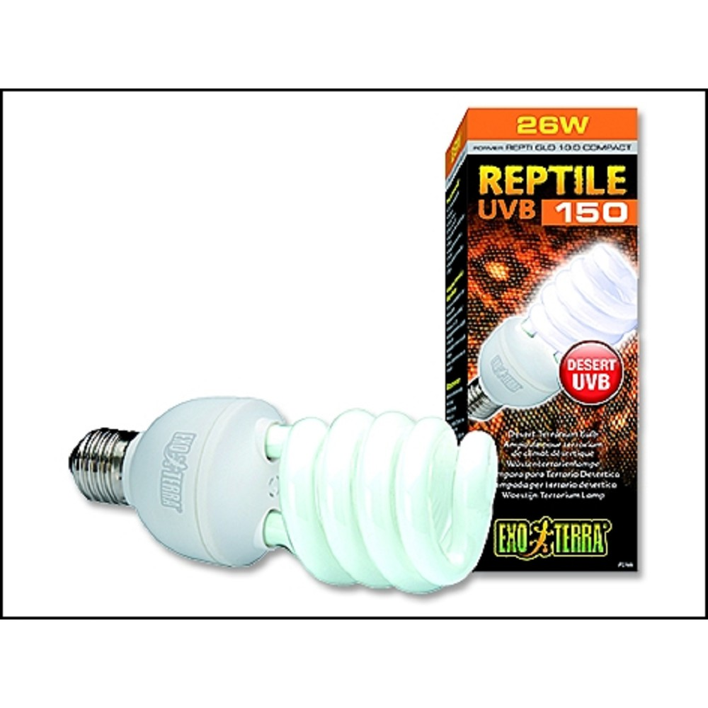 Žárovka Reptile UVB 150 25W