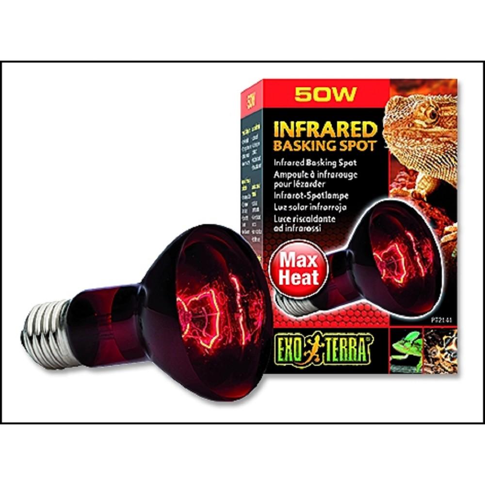 Žárovka Infrared Basking Spot 50W