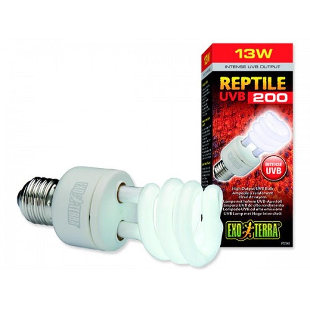 Žárovka Reptile UVB 200 13W