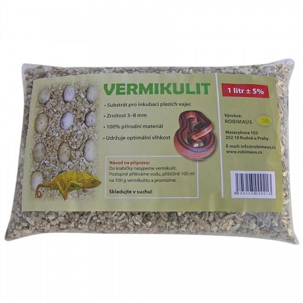 Vermikulit Robimaus 1l