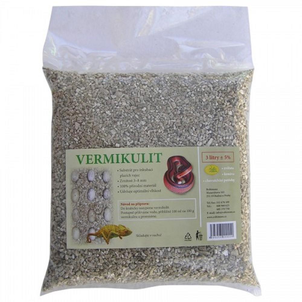 Vermikulit Robimaus 3l