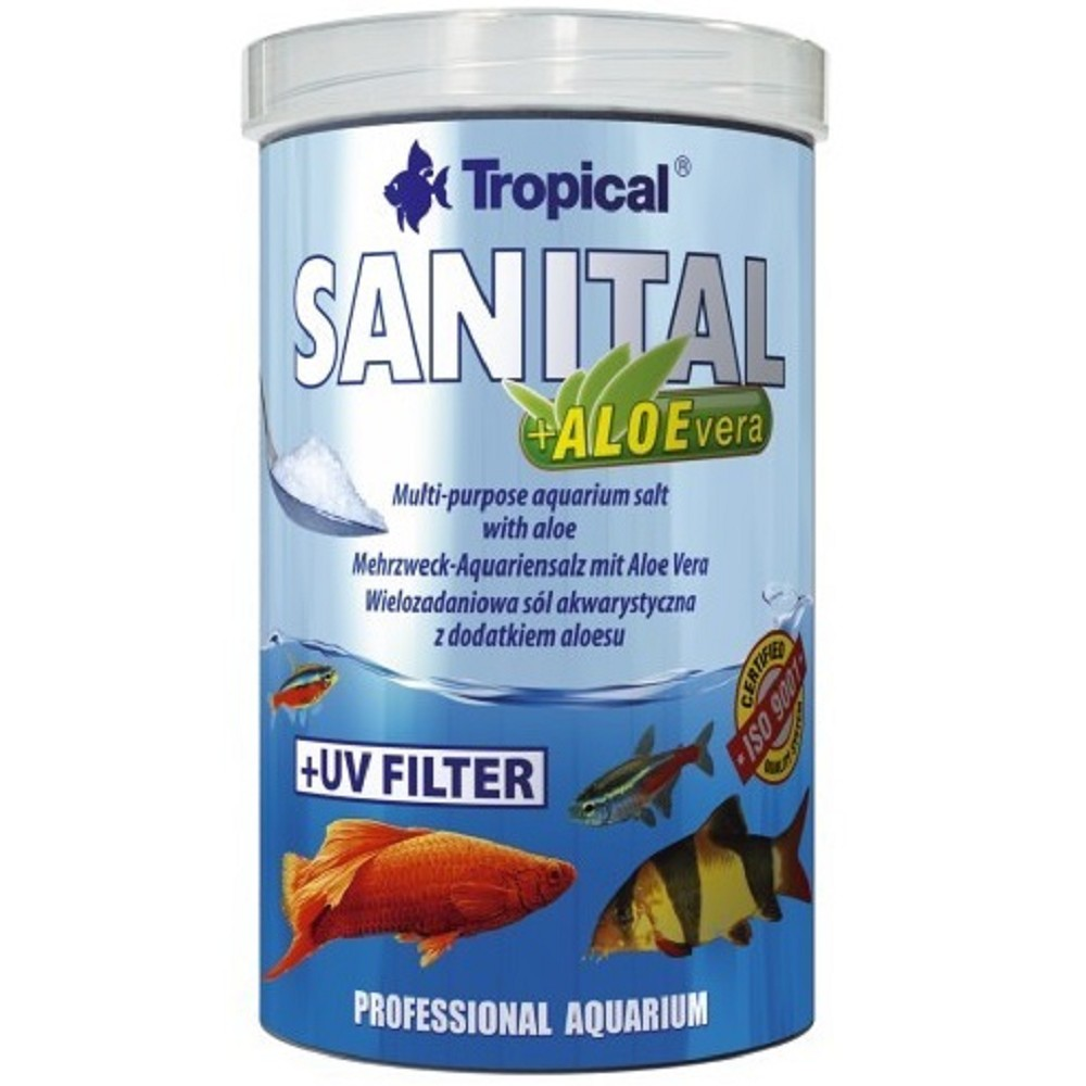Tropical Sanital + Aloevera 100ml