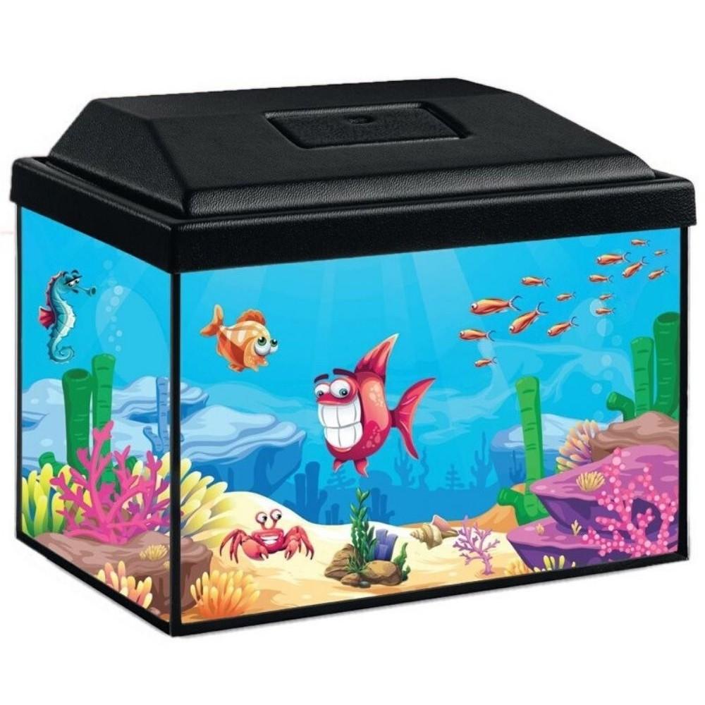 Akvárijní sada Splash 12l s LED 3W