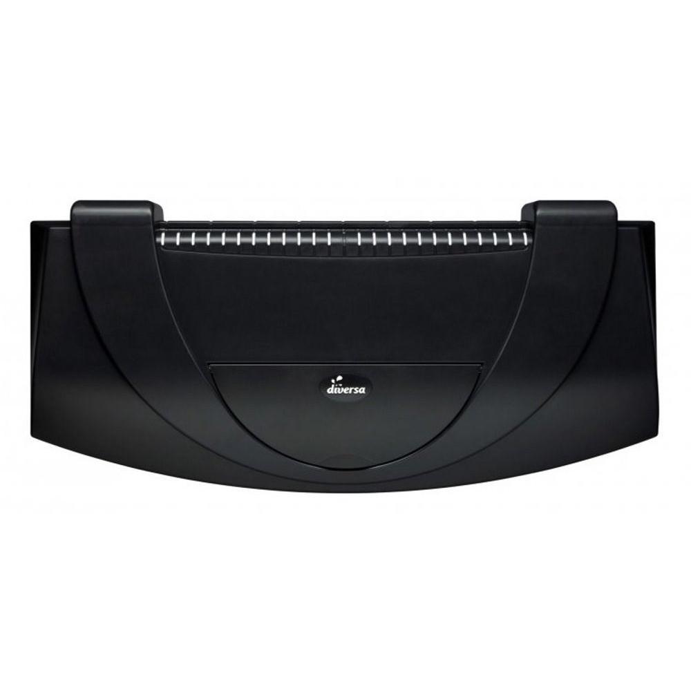 Kryt akv. AP Aristo LED 80x35cm 17W - černý