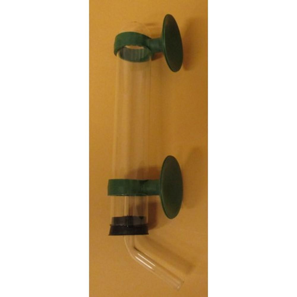 Napáječka pro hlodavce - skleněná do akvária 50ml