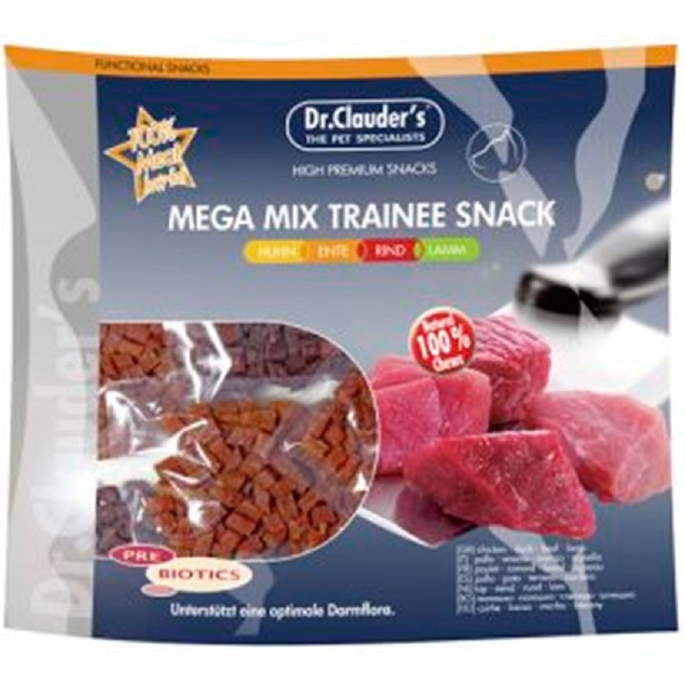 Dr.Clauders Trainee snack Mega mix 500g