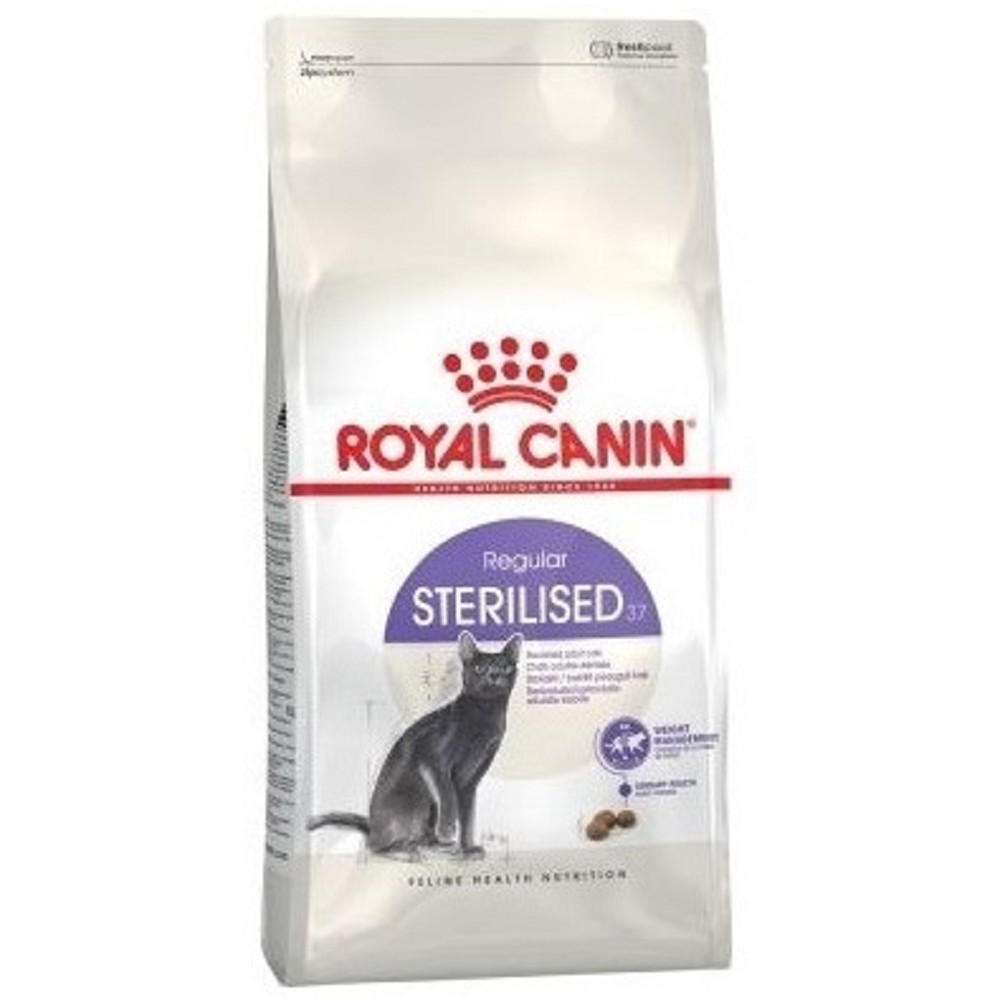 RC  sterilised cat 4kg