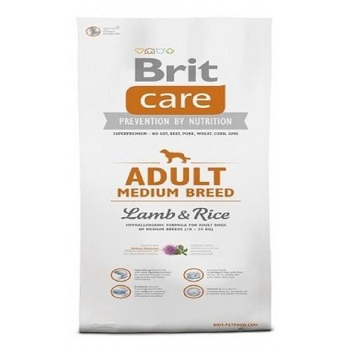 BRIT CARE 12KG ADULT MB L+R
