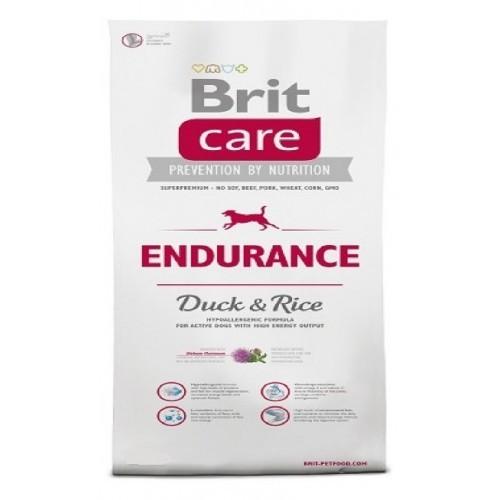 BRIT CARE 12KG ENDURANCE DUCK+RICE
