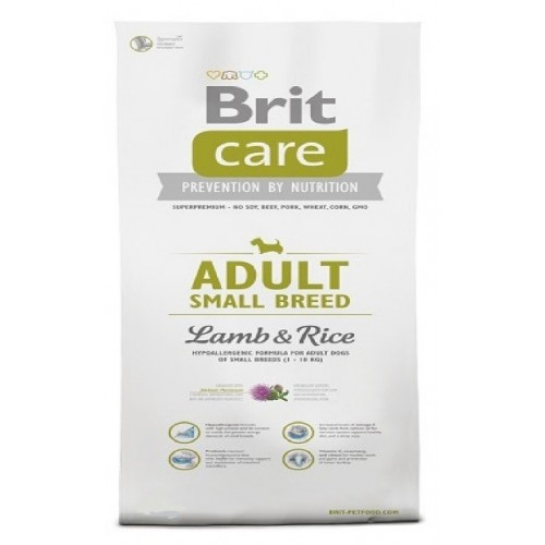 BRIT CARE 1,0KG ADULT L+R SB