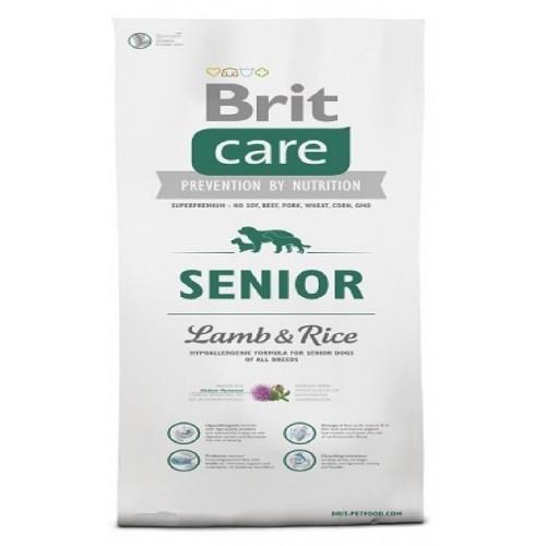 BRIT CARE 1,0KG SENIOR L+R