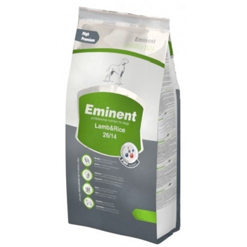 Eminent Adult Lamb & Rice 15 kg