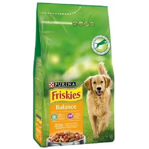 Friskies 15kg+3kg Balance dog