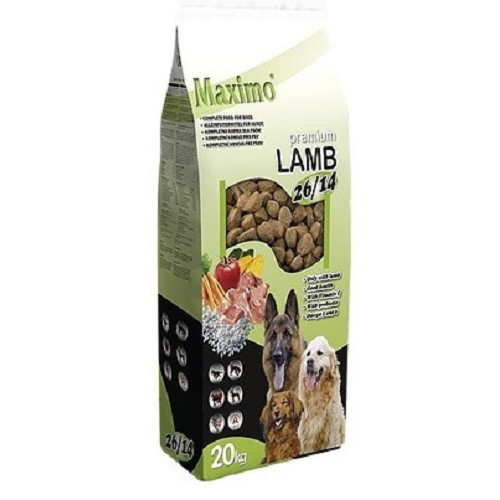 Delikan Dog MAXIMO Lamb 20 kg