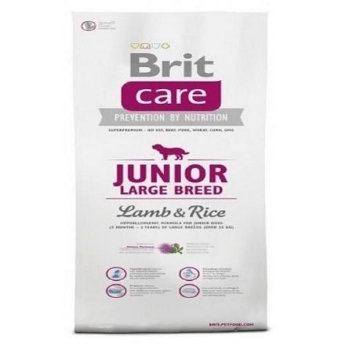 BRIT CARE 12KG JUNIOR LB L+R