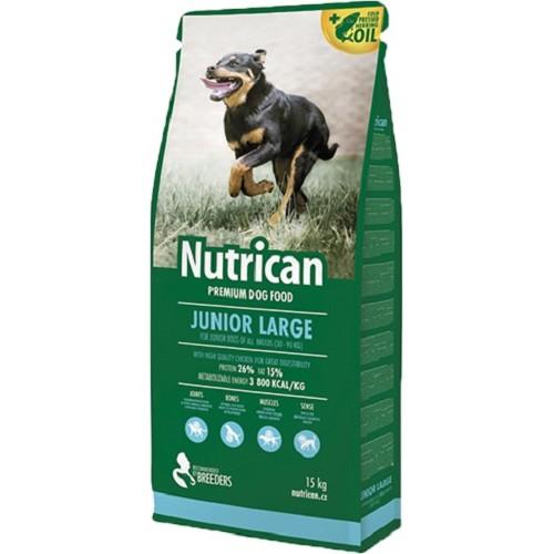 Nutrican 15kg Junior LB dog