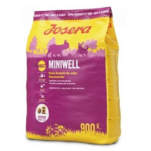 Josera Miniwell 0,9 kg