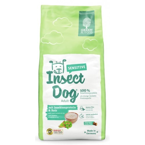 GPF Insect Dog  2kg Sensitive 94