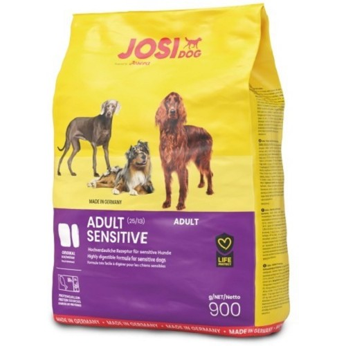 JosiDog  0,9kg Sensitive Adult