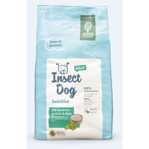 GPF Insect Dog 10kg sensitive