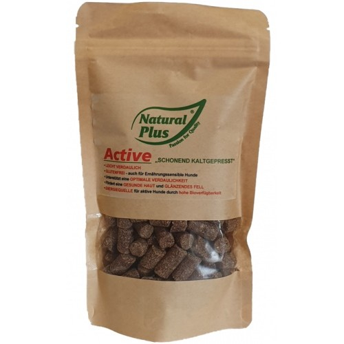 Natural Plus Active 250g lisováno za studena