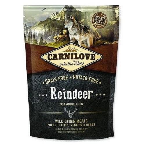 Carnilove Dog Adult Reindeer 1,5 kg