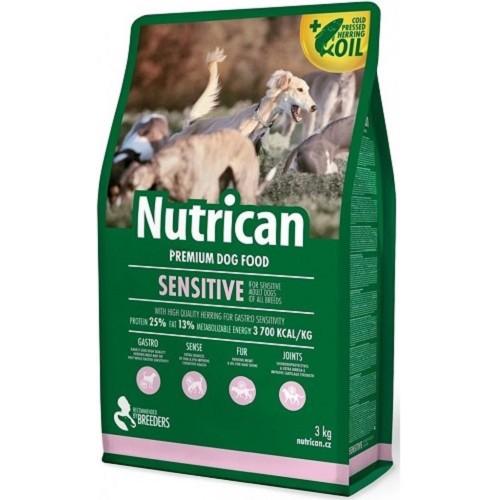 NutriCan Sensitive 3 kg