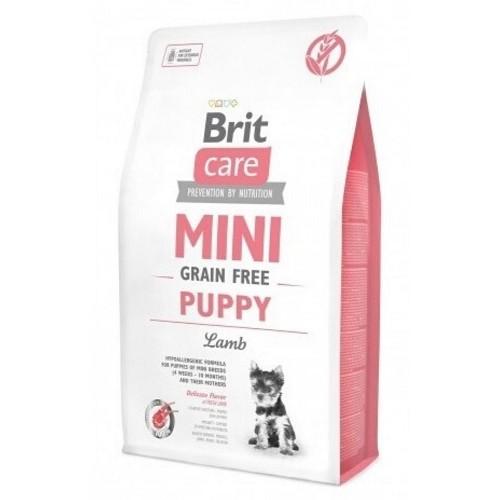 Brit Care dog Mini GF Puppy lamb 7 kg