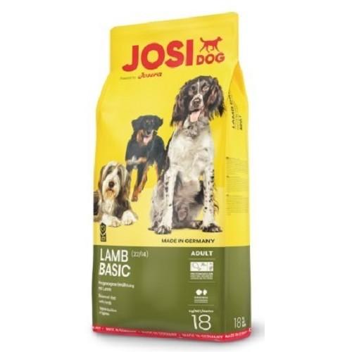 JosiDog 18kg Lamb Basic