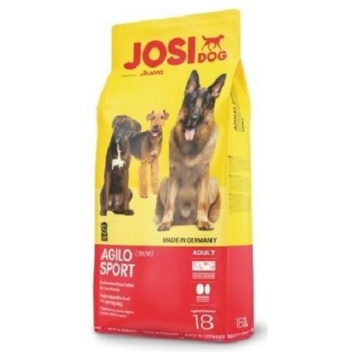 JosiDog 18kg Agilo Sport 15kg+3kg zdarma