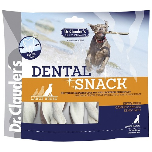 Dr.Cl. Dental 500g Snack Ente Large