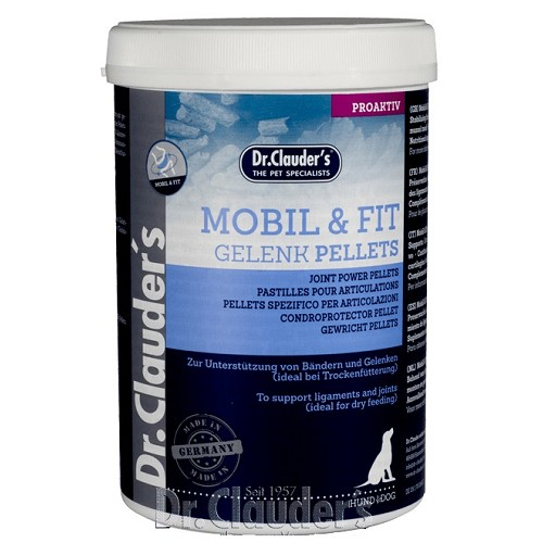 Dr.Cl. 675g Gelenk Pellets Mobil+Fit