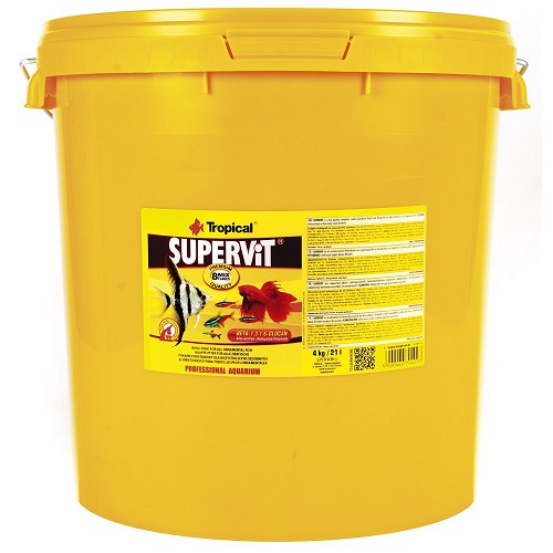 Tropical Supervit 21 l/4kg