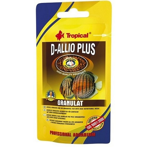 Expirace Tropical D-Allio Plus 22g granulát