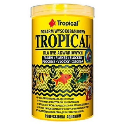 Tropical vločky 250ml
